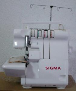 Remalladoras Sigma Overlock