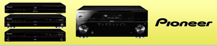pioneer-equipos de sonido y proyectores