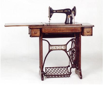 Reparación máquinas coser domésticas