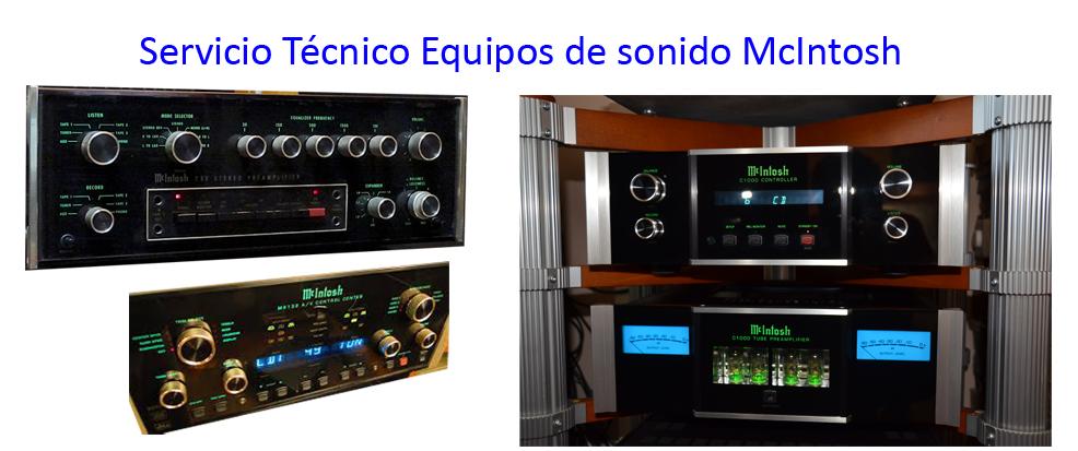 mcIntosh-equipos de sonido reparacion1