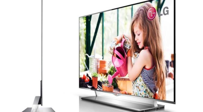LG y las pantallas OLED