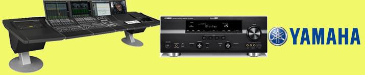 yamaha-equipos de sonido reparacion Madrid