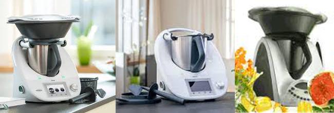 thermomix Servicio técnico Robot de Cocina