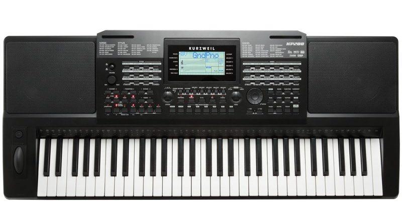 reparacion teclado kurzweil kp200